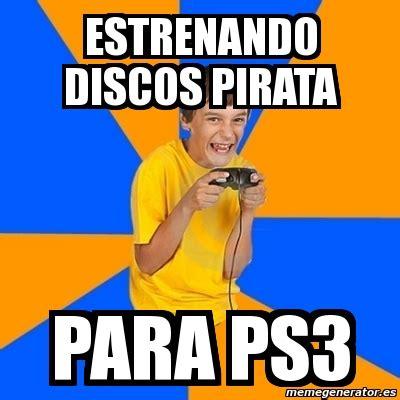 Kid Gamer Meme - meme annoying gamer kid estrenando discos pirata para
