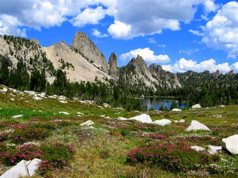 Frank Church-River of No Return Wilderness | Alan Gregory ...