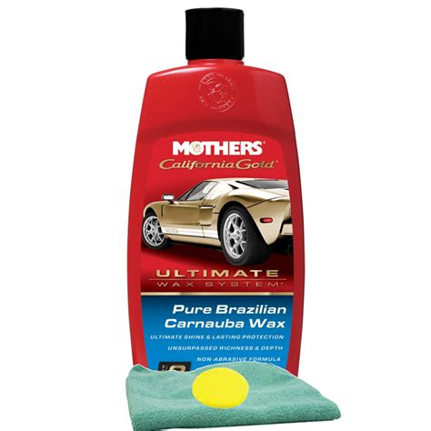 Mothers Ultimate Wax Kit by Mothers Ultimate Wax Kit California Gold Car Wax