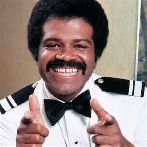 where is the love boat s ted lange 50bold - Isaac Love Boat Pointing