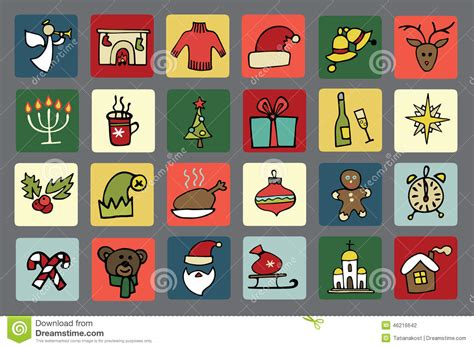 why is the new year date different new year icons set stock vector image 46216642