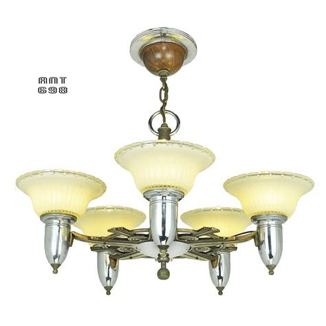 antique art deco ls art deco lighting fixtures chandeliers home design