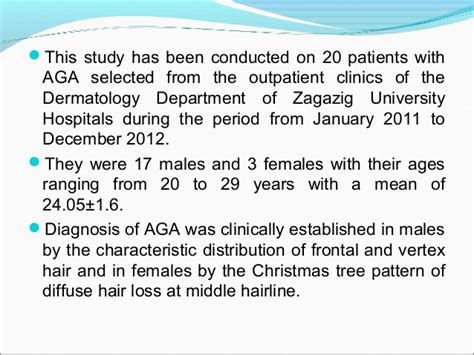 christmas tree pattern hair loss role of stem cells in androgenetic alopecia