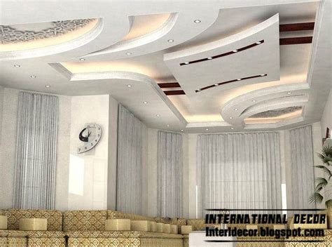 designer ceiling modern false ceiling designs for living room interior