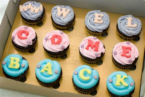 Welcome Home Decorating Ideas by Welcome Back Cake Ideas Clipartsgram