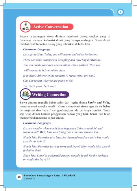 membuat opini dalam bahasa inggris buku bahasa inggris kelas xi kurikulum 2013 kemendikbud