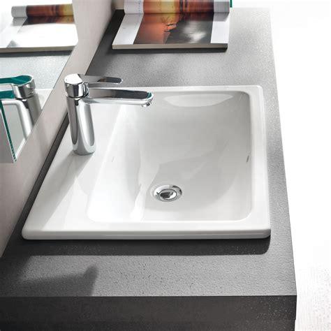lavandino bagno incasso mobile bagno con lavabo ad incasso atlantic arredaclick