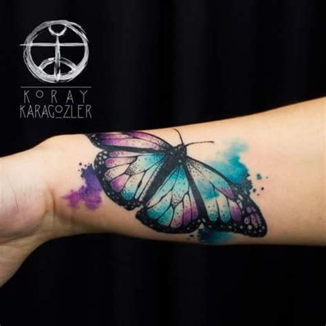 watercolor tattoo torino 20 best be the one to guide me but never hold me
