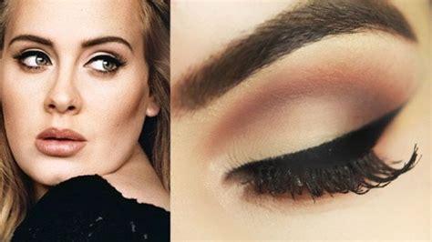tutorial eyeliner adele oltre 20 migliori idee su adele makeup tutorial su