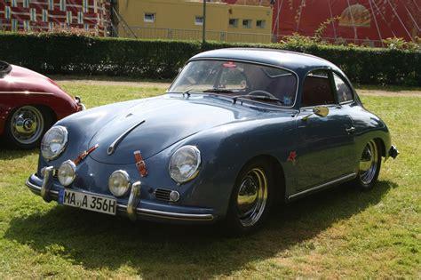 Luftgekühlter Porsche porsche 356 bildersammlung christof rezbach