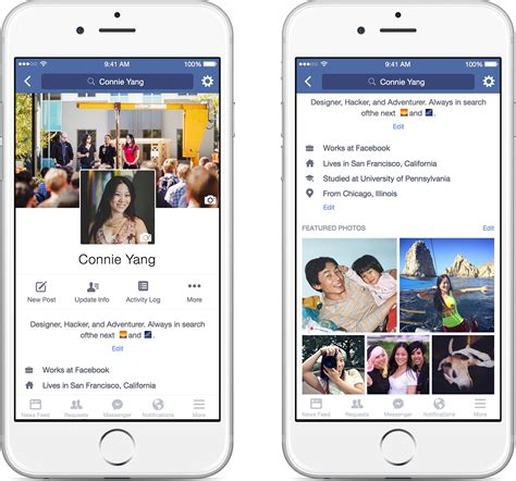 facebook themes for iphone 4 video time limited images and more coming to facebook