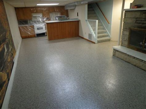 concrete floor coverings basement ft wayne basement epoxy flooring basement flooring photos flooring and basements