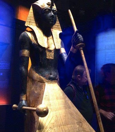 See Tut The Boy King In Philadelphia by King Tut Treasures On Last U S Visit At California