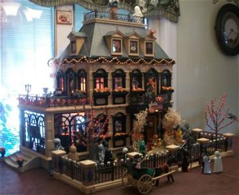 the haunted doll s house play playmobil haunted mansion ooak doll