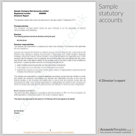 Report Template Uk Comfortable Sle Annual Report Template Images Exle