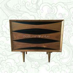 Nakas Cabinet Chest Of Drawers Retro Jati Jepara alphabet drawers small drawer drawers room ideas and room