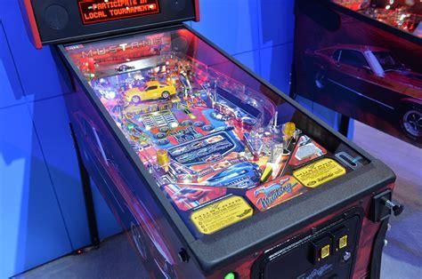mustang pinball machine ford mustang pinball machine chicago 2014 photo gallery