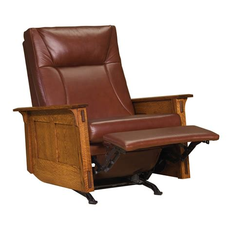 recliner glider rocker amish rockers gliders amish furniture shipshewana