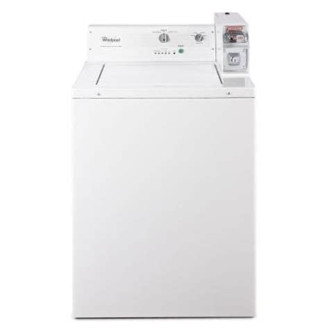 whirlpool heavy duty series 2 9 cu ft commercial top
