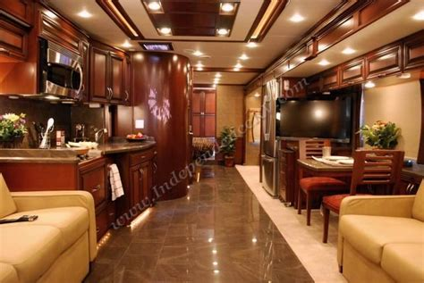 2011 newmar mountain aire 4344 luxury motor home interior