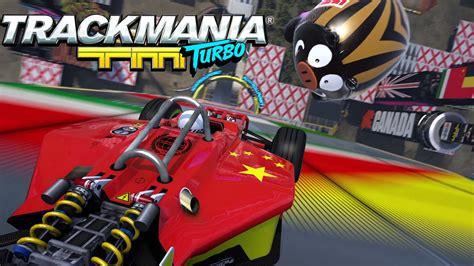 trackmania turbo announcement trailer e3 2015 europe