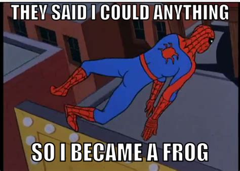 1960 Spiderman Meme - itt you post 1960 spiderman meme s and i lol reps for