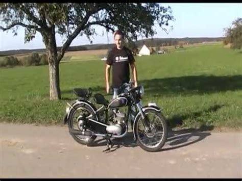 Motorrad Oldtimer Schweiz by Rabeneick D 150 Bj 1952 Oldtimer Motorrad Youtube