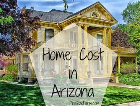 avg cost to build a home what is the average cost to build a home in arizona 2014
