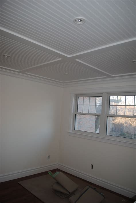 beadboard ceiling razmataz testing for quot the bits quot and my finished