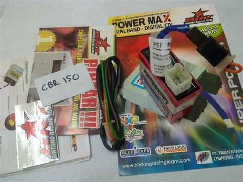 Cdi Brt Powermax Dualband Cs1 125 palex motor parts cdi brt powermax dualband honda cbr 150 sonic 125