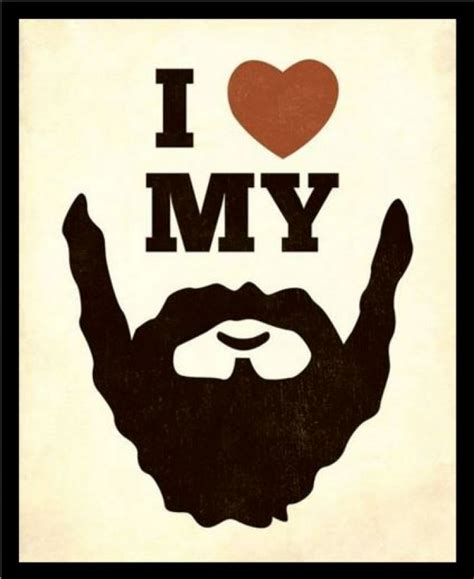 imagenes my love quadro decorativo para barbearia i love my beard