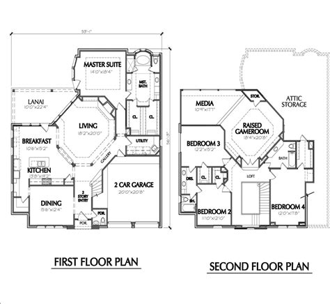 contemporary open floor house plans contemporary open floor house plans modern house