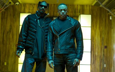 Snoop Dogg And Dr Dre Is At The Door by Dr Dre And Snoop Dogg