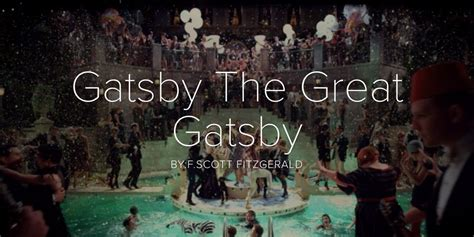 theme of greed in the great gatsby gatsby the great gatsby
