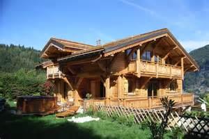 maisons bois haute savoie