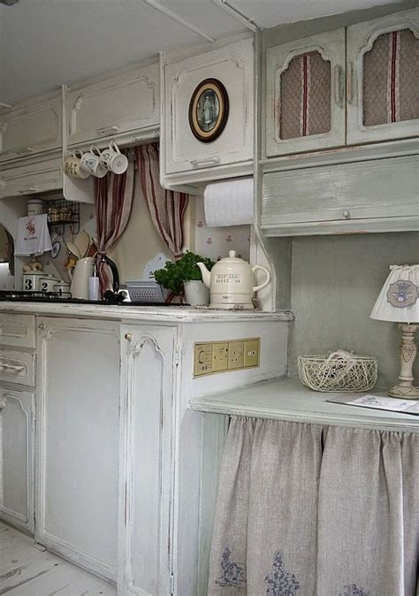 25 cute shabby chic kitchen design ideas interior god