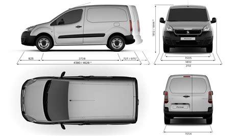 Peugeot Partner Fiche Technique Motorisations Bo 238 Te De