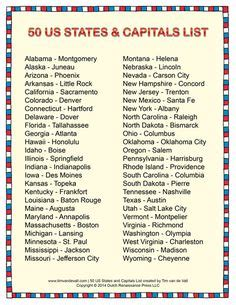 52 states of america list pictures alphabetical list 52 states life love quotes