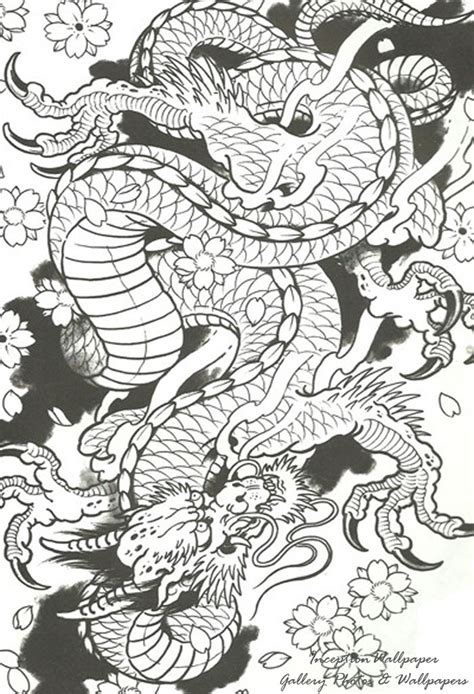 chinese dragon tattoos for men ideas for