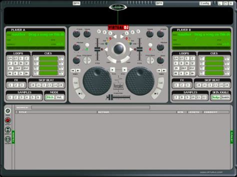 console dj virtuale atomix productions virtualdj professional v5 2