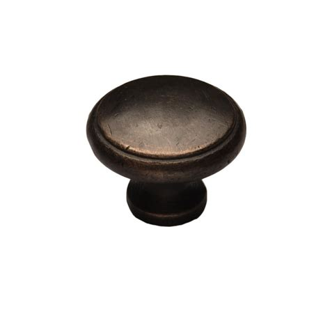 Cupboard Knob cardea bronze cupboard knob 3 sizes