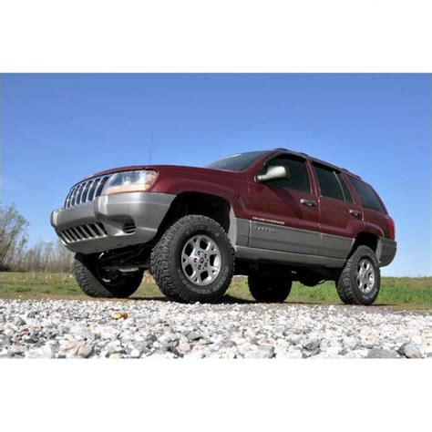 1999 Jeep Grand Suspension Country 4 Quot Suspension Lift Kit For Jeep Wj Grand