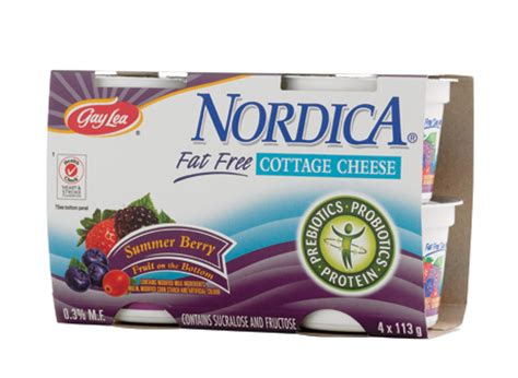 free cottage cheese cottage cheese free nordica canadian cheese