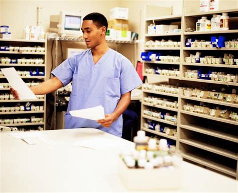 Pharmacist Duties by Pharmacy Technician Description Healthcare Salary World