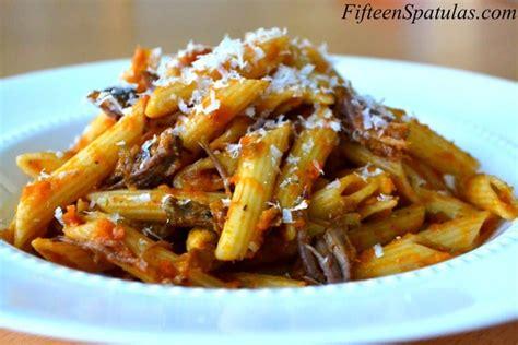 Barefoot Contessa Recipe Index by Penne Pasta With Short Rib Ragu Fifteen Spatulas