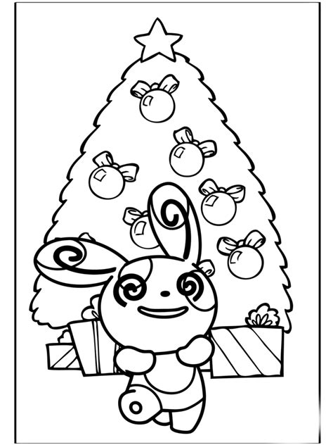 pokemon coloring pages christmas pokemon christmas coloring pages learn to coloring