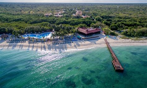 occidental cozumel stay 5 nights all inclusive with airfare for 599 in cozumel groupon getaways