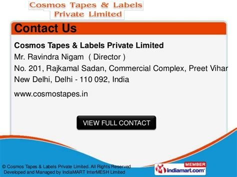 Teflon Cosmos teflon glass cloth by cosmos labels limited n