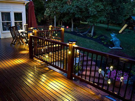 cincinnati lights woods the wood craftiness of ohio s custom railing inc dekor