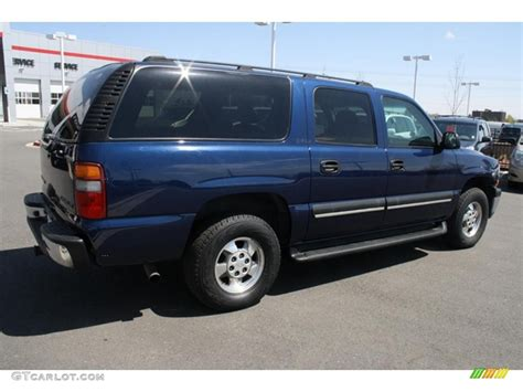 chevy suburban blue 2003 chevrolet suburban 1500 4x4 exterior photos